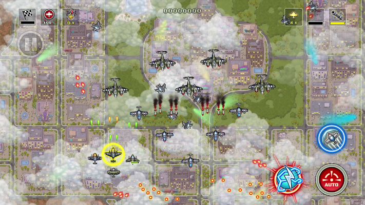 Aces of the Luftwaffe Squadron Extended Edition Mod Apk