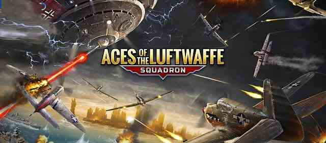 Aces of the Luftwaffe Squadron Extended Edition Mod