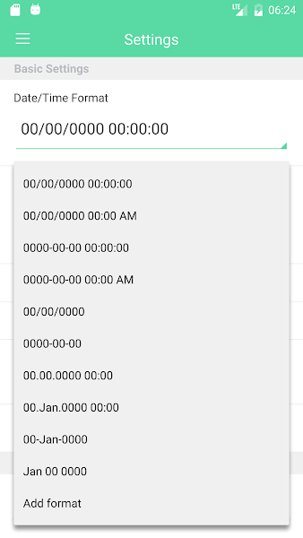 Camera Timestamp Apk