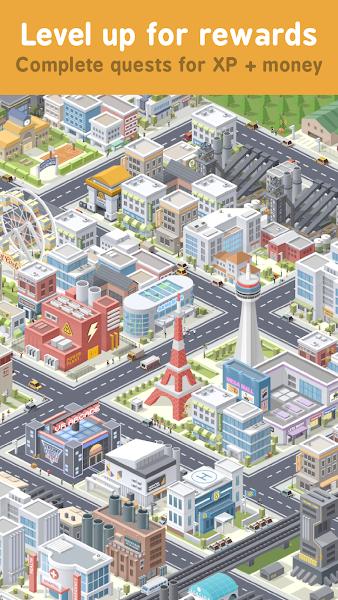 Pocket City Apk