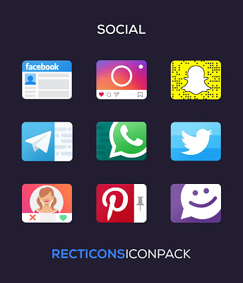 Recticons Icon Pack Apk