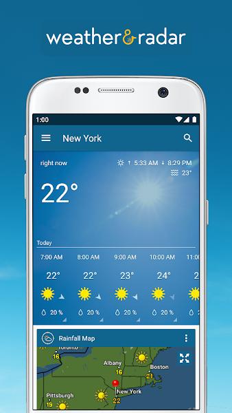 Weather & Radar Pro Apk