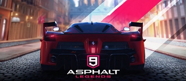 Asphalt Legends