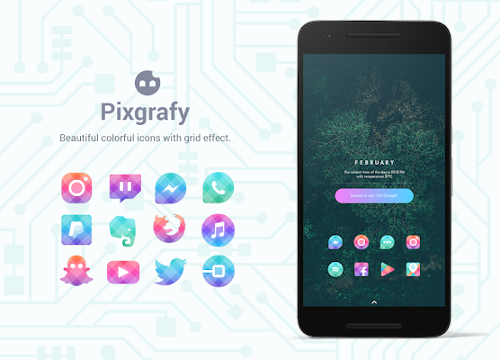 Bixpic Icon Packs Apk