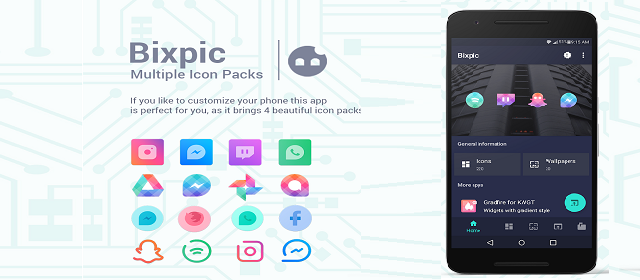 Bixpic Icon Packs