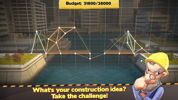 Bridge Constructor Apk