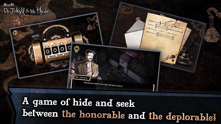 MazM Jekyll and Hyde Apk