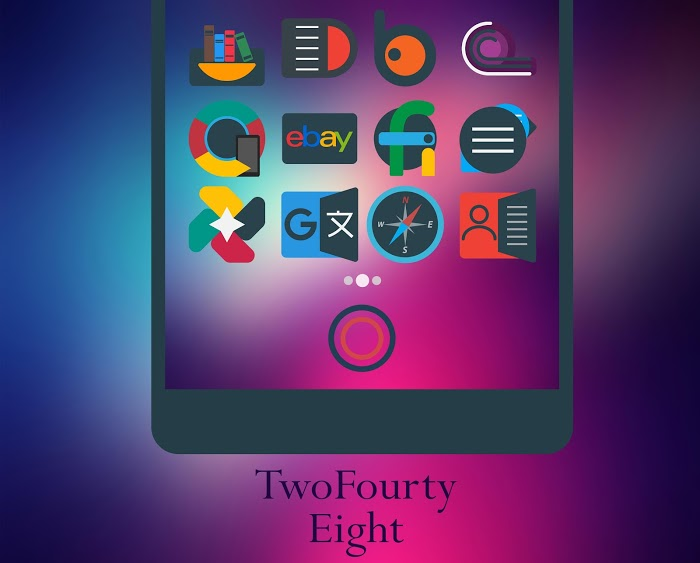 Mellow Dark Icon Pack Apk