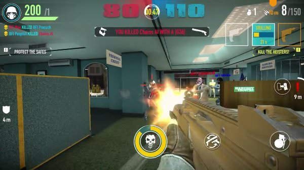 PAYDAY Crime War Apk