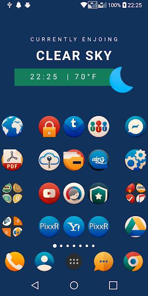 PixxR Icon Pack Apk