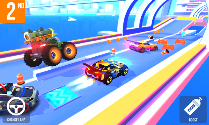 SUP Multiplayer Racing Apk