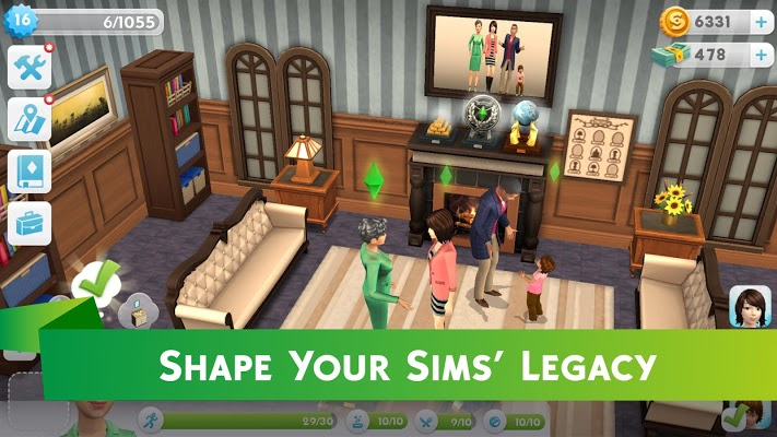 The Sims Mobile Apk