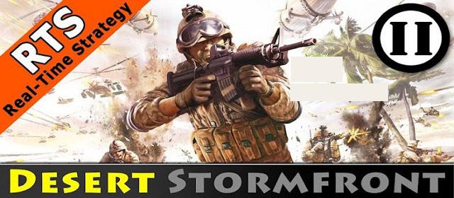Desert Stormfront RTS