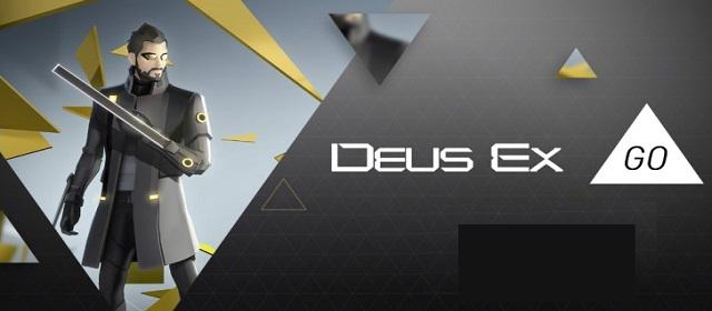 Deus Ex GO Puzzle Challenge