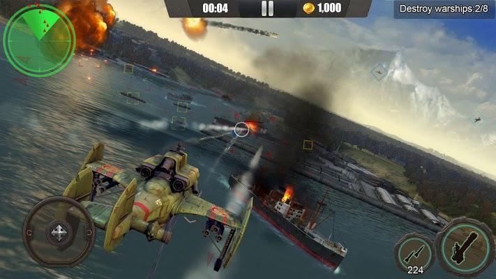 Gunship War Total Battle Apk