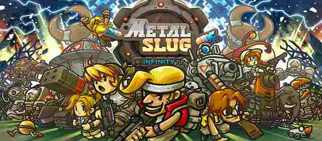 Metal Slug Infinity Idle Game