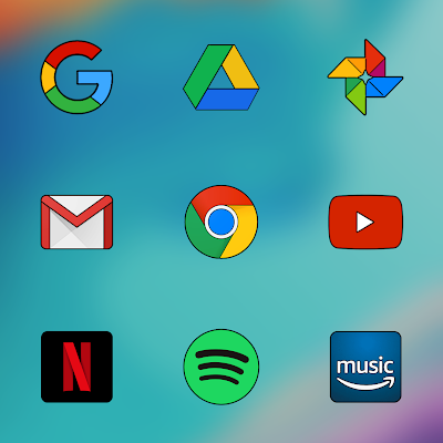 OXYGEN HD ICON PACK Apk