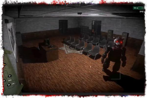 Scary CASE Animatronics Horror Nights Apk