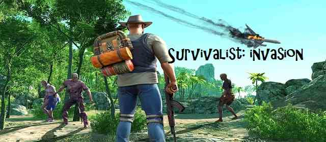 Survivalist invasion