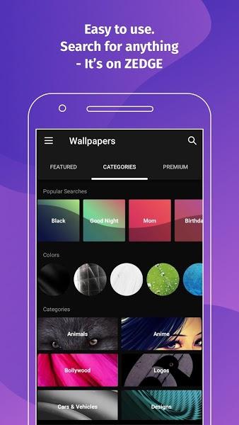 ZEDGE Ringtones & Wallpapers Mod Apk