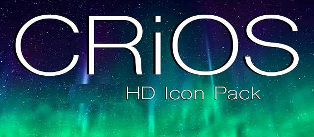 CRiOS X ICON PACK