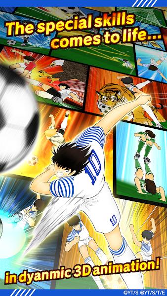 Captain Tsubasa Dream Team Apk