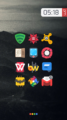 Crispy Icon Pack Apk