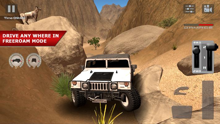 OffRoad Drive Desert Apk