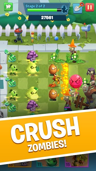Plants vs. Zombies Apk