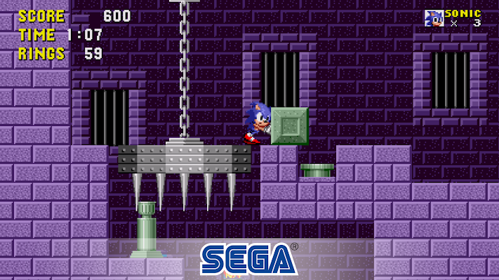 Sonic the Hedgehog Classic Apk