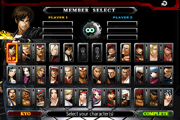 THE KING OF FIGHTERS-A Apk