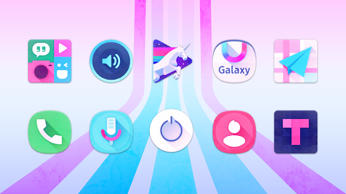 Unicorn Icon Pack Apk