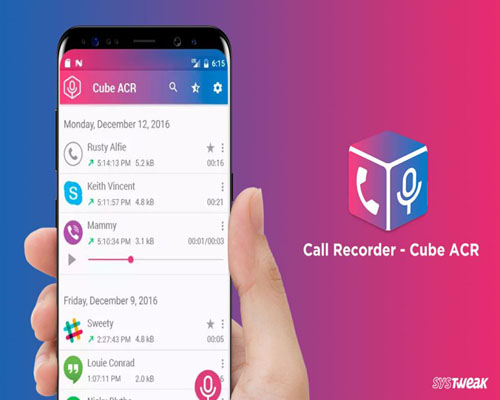 Call Recorder Cube ACR